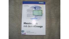 Buch: Messtechnik mit dem ATmega