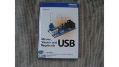 Buch: Messen, Steuern und Regeln mit USB