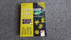 Buch: Homepage Total