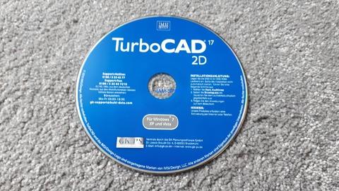 TurboCAD 17 - 2 D