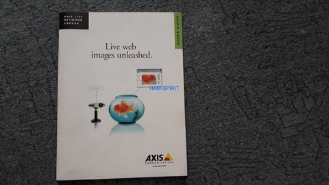 IP-Kamera AXIS 2100