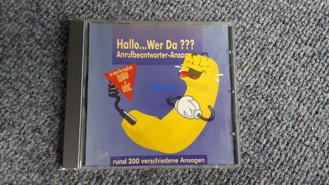 CD: Anrufbeantworter-Texte